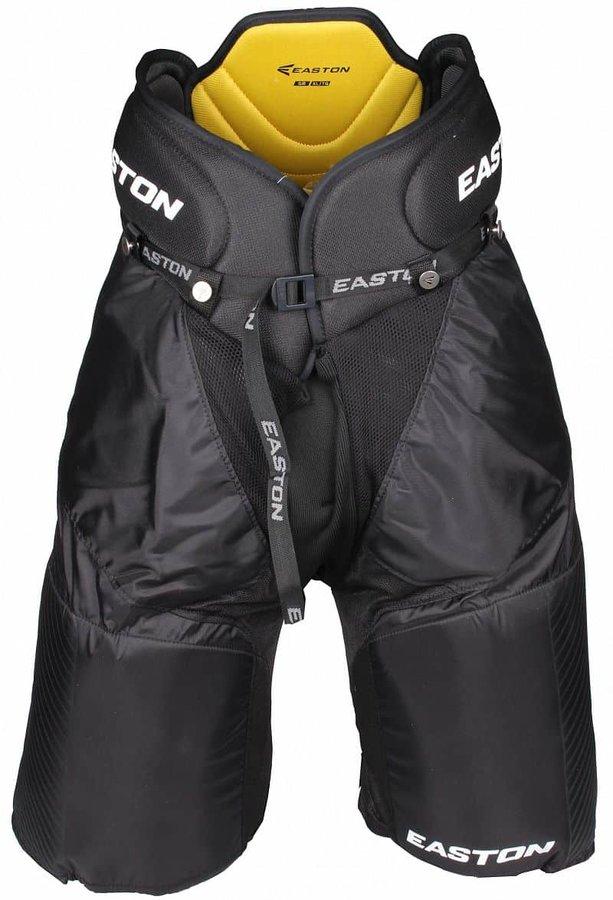 Černé hokejové kalhoty - junior Easton - velikost XL
