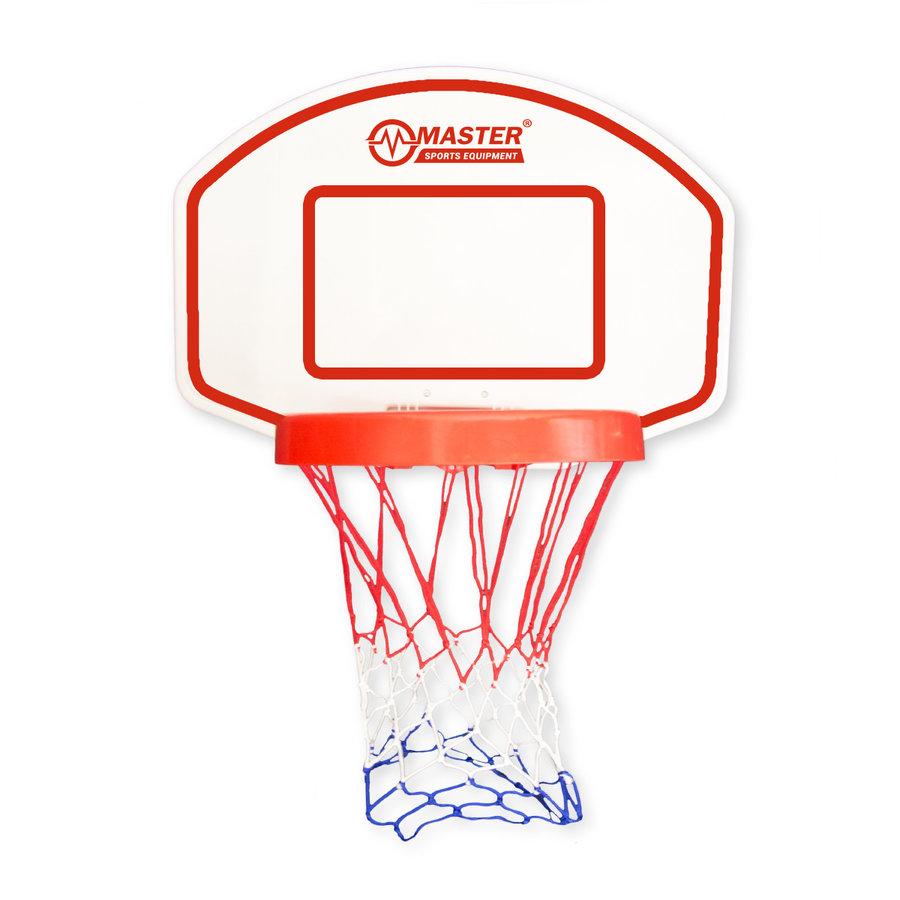 Basketbalový koš s deskou Master - průměr 28 cm