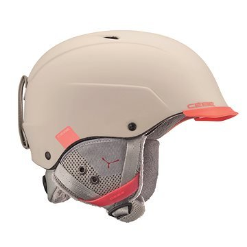 Béžová lyžařská helma CÉBÉ