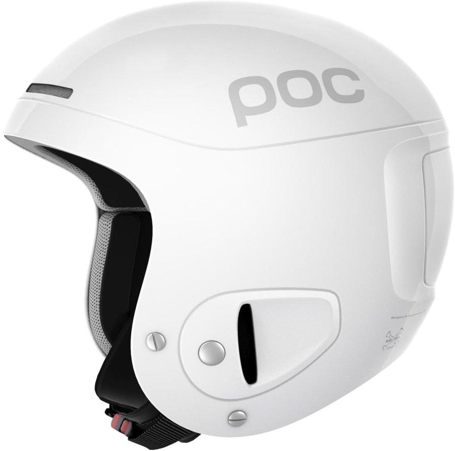 Bílá dámská helma na snowboard POC - velikost 61-62 cm