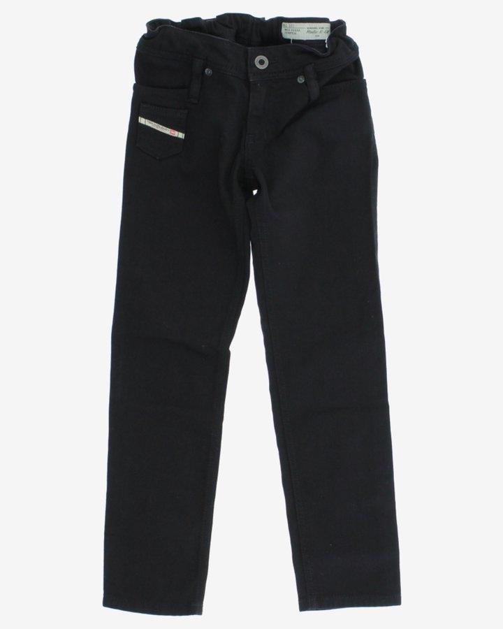 Černé dívčí džíny Diesel - velikost 122