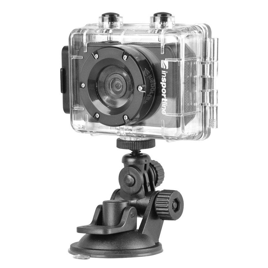 Šedá outdoorová kamera ActionCam II, inSPORTline