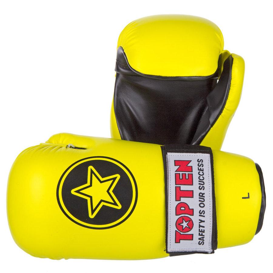 Žlutá karate rukavice Top Ten