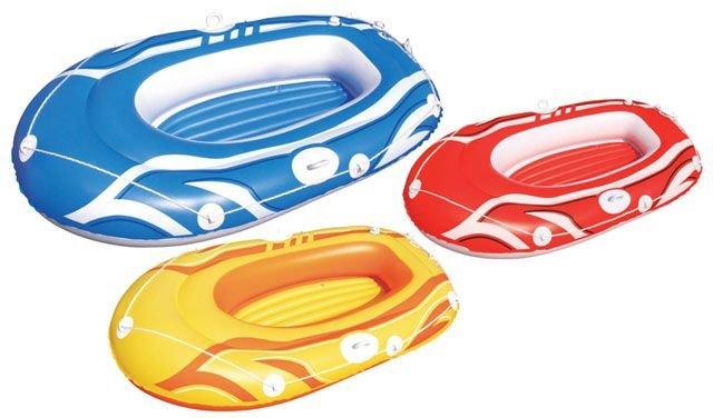 Nafukovací člun pro 1 osobu + 2 děti CorbySport