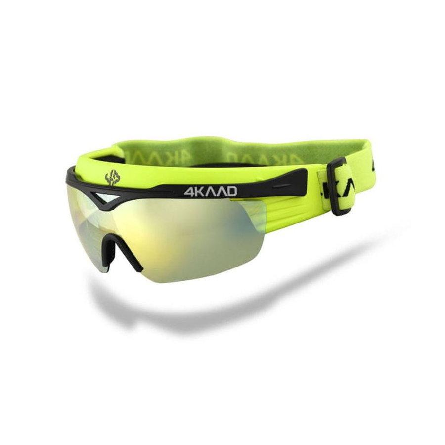 Lyžařské brýle - 4KAAD SNOW EAGLE yellow OSFA