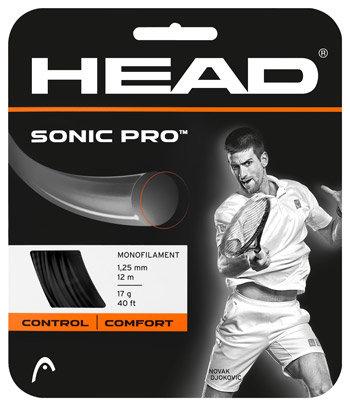 Tenisový výplet Sonic Pro, Head - průměr 1,30 mm a délka 12 m