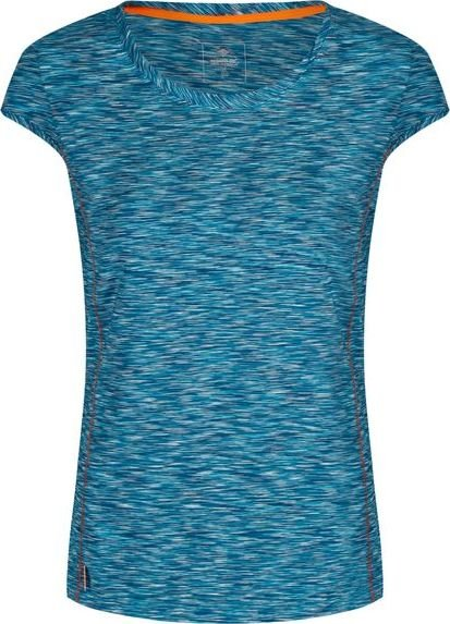 Modré dámské tričko s krátkým rukávem Regatta