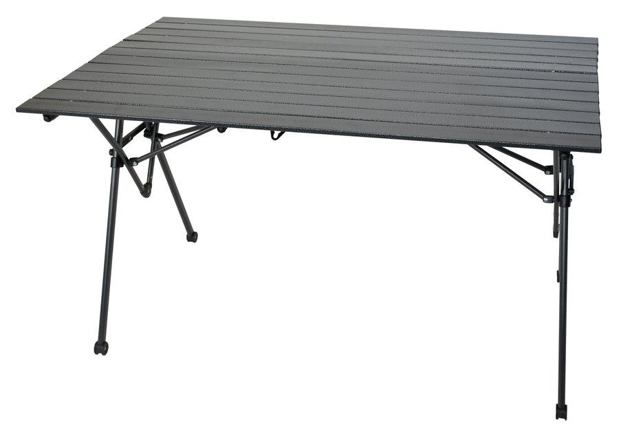 Rozkládací kempingový stůl Husky - délka 115 cm, šířka 70 cm a výška 70 cm