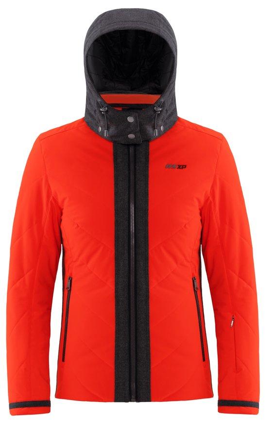 Červená dámská bunda West Scout - velikost 46