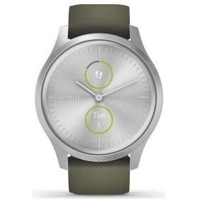 Zelený sporttester VivoMove 3 Style, Garmin