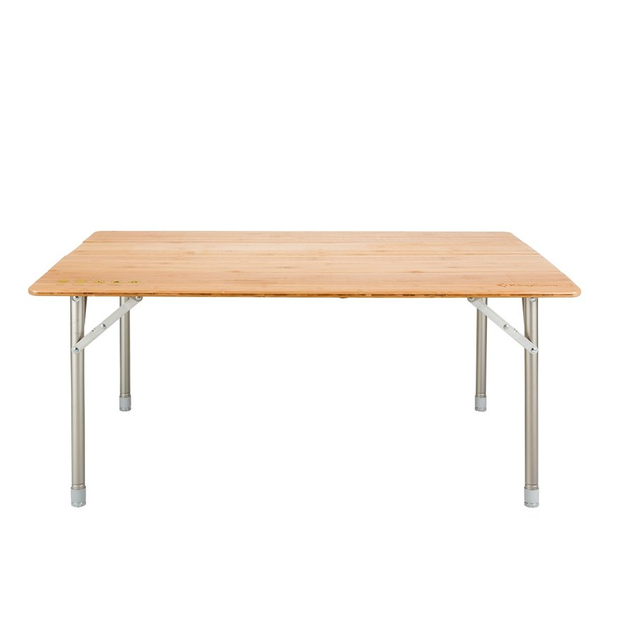 Rozkládací kempingový stůl King Camp - délka 100 cm, šířka 65 cm a výška 65 cm