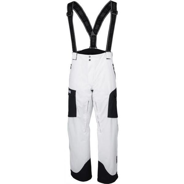 Bílé pánské lyžařské kalhoty Colmar - velikost 54
