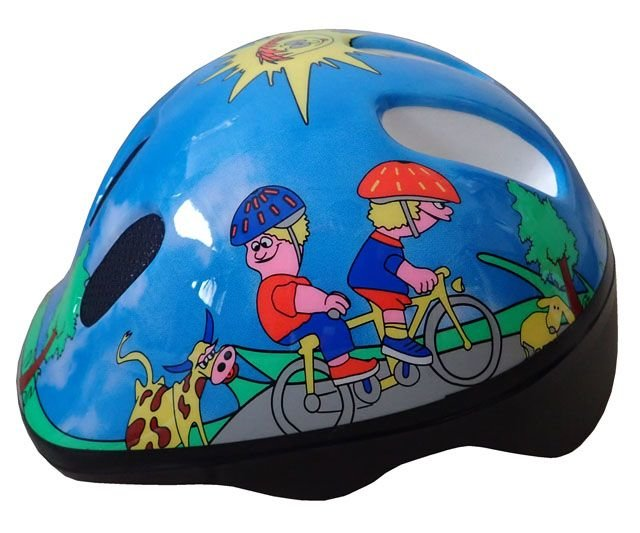 Cyklistická helma Brother