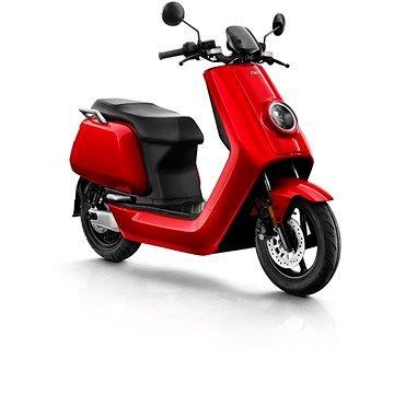 Červená elektrická motorka N Sport, NIU