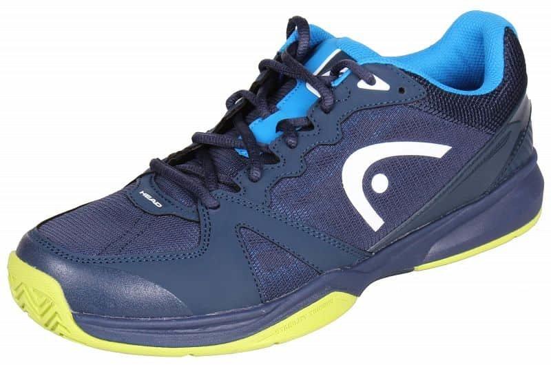Bílá pánská tenisová obuv Revolt Team 2.5, Head - velikost 44 EU