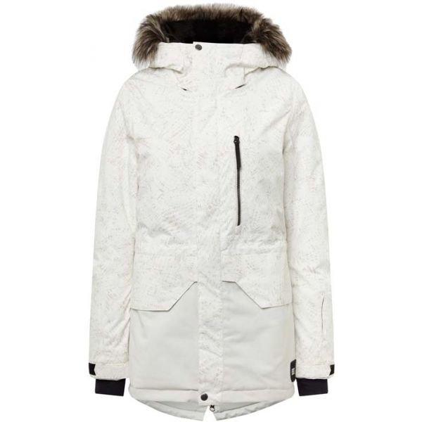 Bílá dámská lyžařská bunda O'Neill