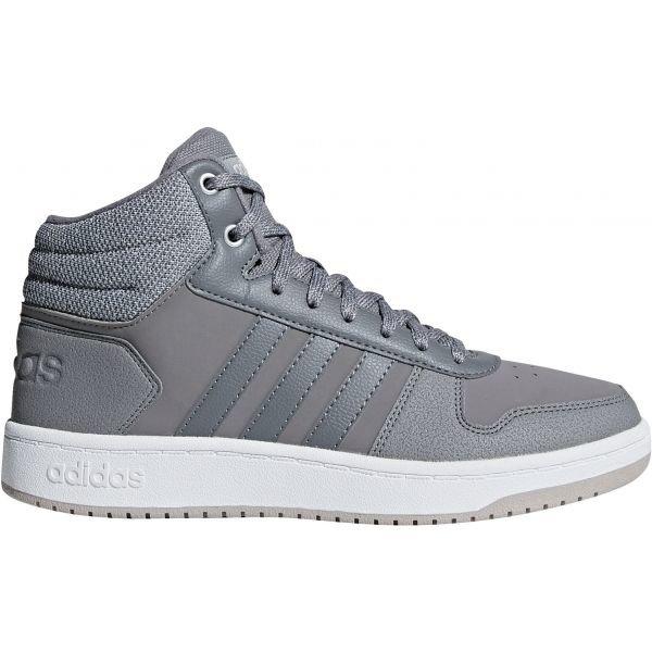 Šedé dámské tenisky Adidas