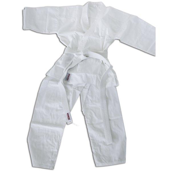 Bílé kimono na karate Spartan