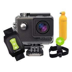Černá outdoorová kamera X7.1 Naos, LAMAX