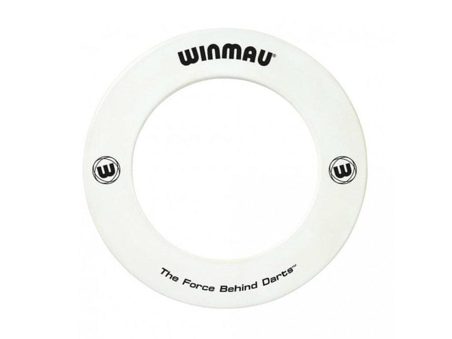 Bílý surround Winmau - průměr 70 cm
