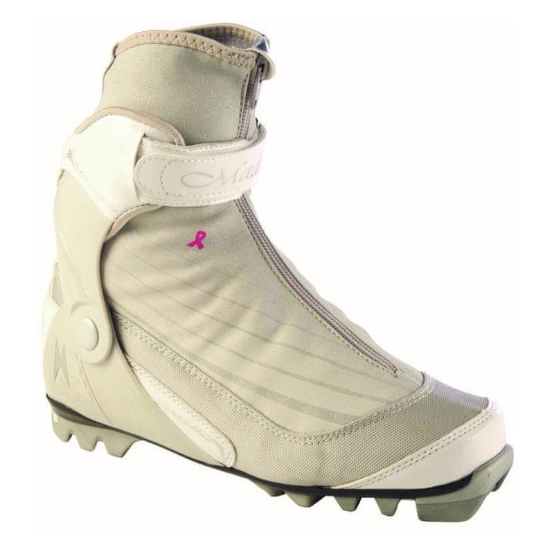 Bílé dámské boty na běžky Madshus - velikost 37 EU