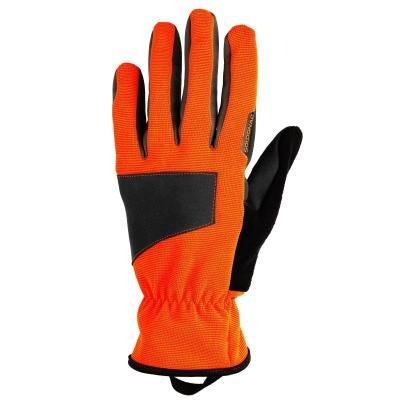 Oranžové lovecké rukavice Solognac