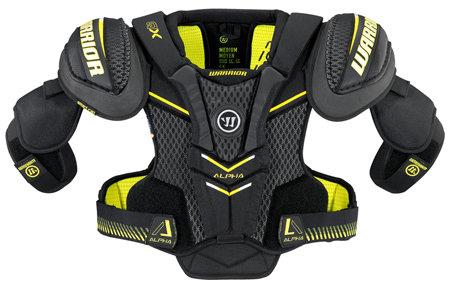 Hokejový chránič ramen - junior Warrior - velikost S