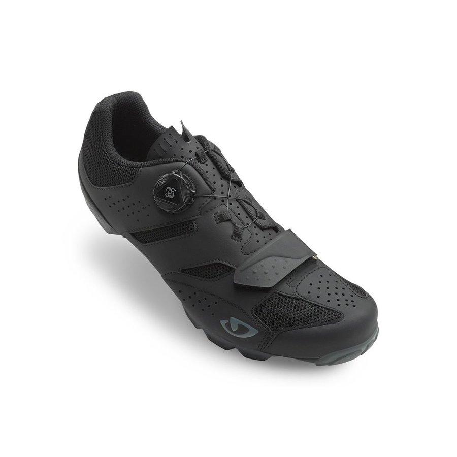 Černé dámské cyklistické tretry Giro - velikost 37 EU