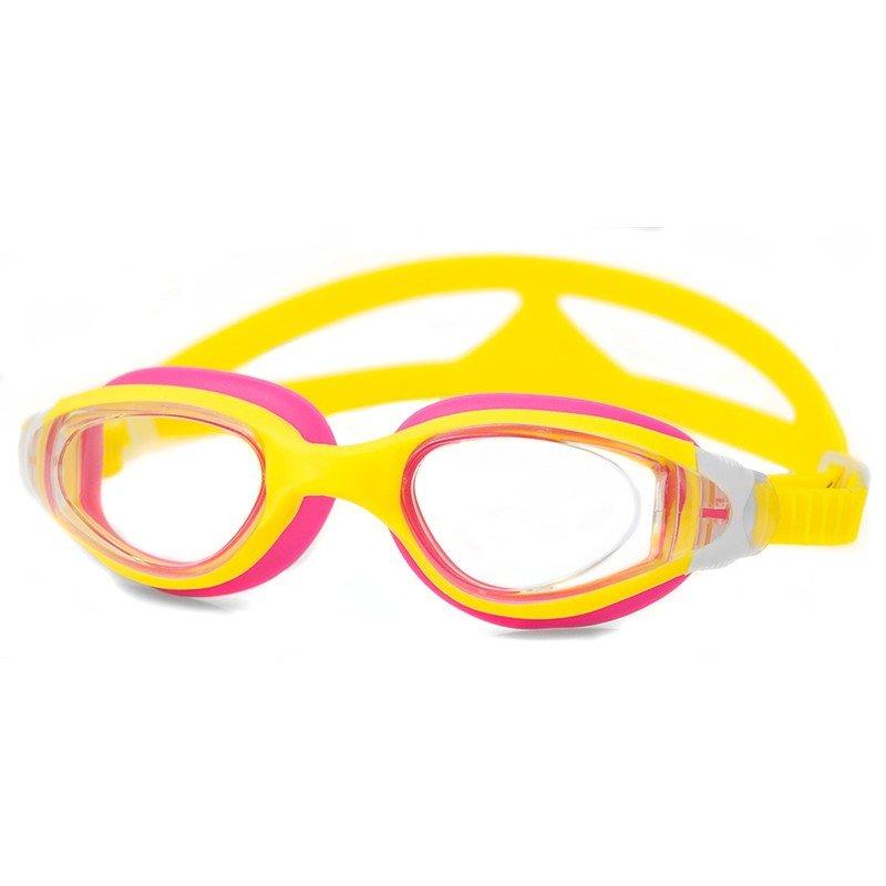 Žluté dětské chlapecké nebo dívčí plavecké brýle Ceto, Aqua-Speed