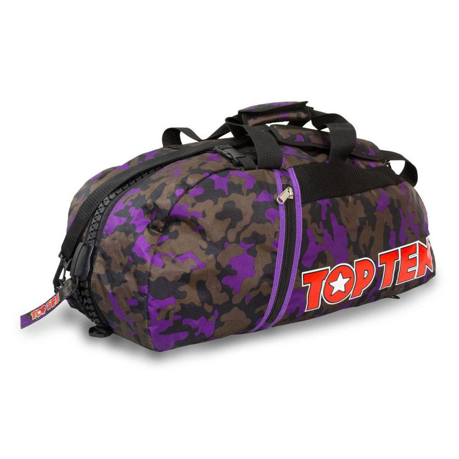 Maskáčová sportovní taška Top Ten