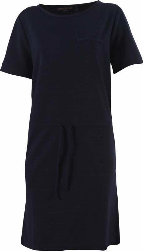 Modré dámské šaty MARINE
