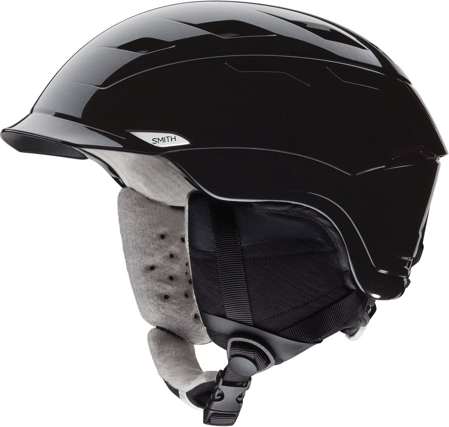 Černá dámská helma na snowboard Smith - velikost 51-55 cm
