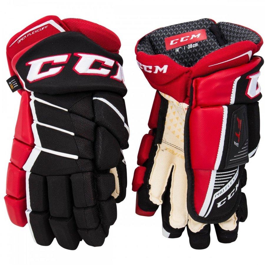 Hokejové rukavice - senior CCM