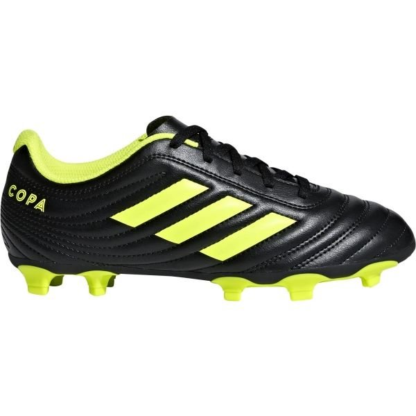 Černé dětské kopačky Adidas