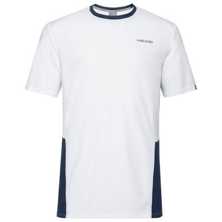 Bílé pánské tričko s krátkým rukávem Head