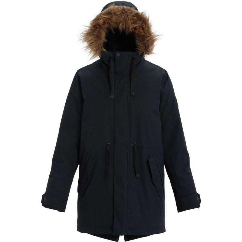 Černá dámská snowboardová bunda Burton