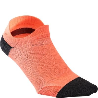 Růžové běžecké ponožky Kiprun, Kalenji