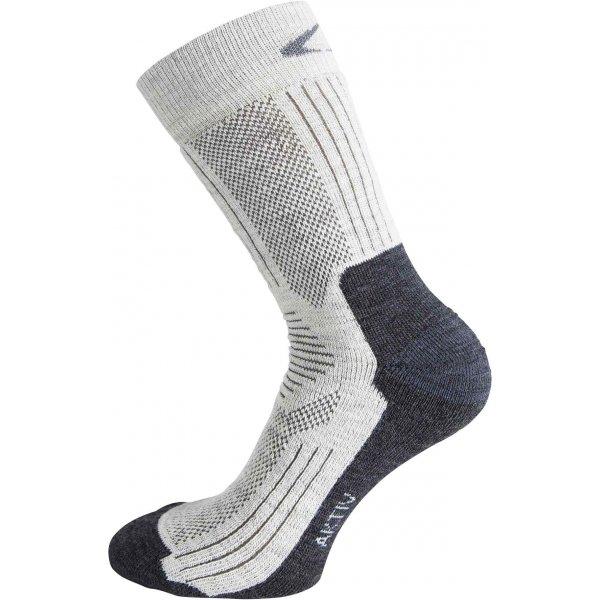 Ponožky - Ulvang AKTIV PONOZKY bílá 40-42 - Ponožky