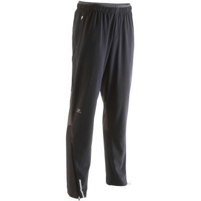 Černé běžecké kalhoty Kiprun, Kalenji