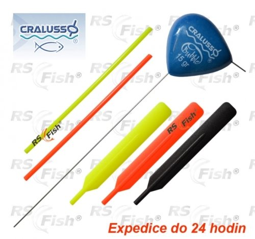 Splávek - Cralusso® Splávek Cralusso Bubble 10,0 g