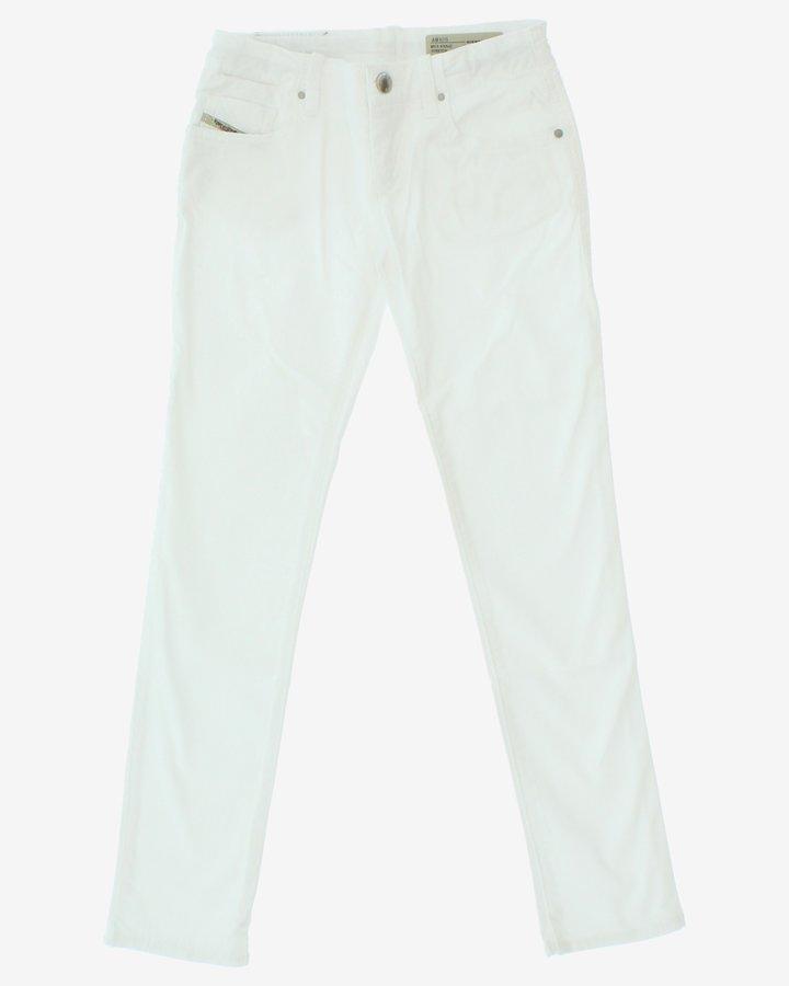 Bílé dívčí džíny Diesel - velikost 116