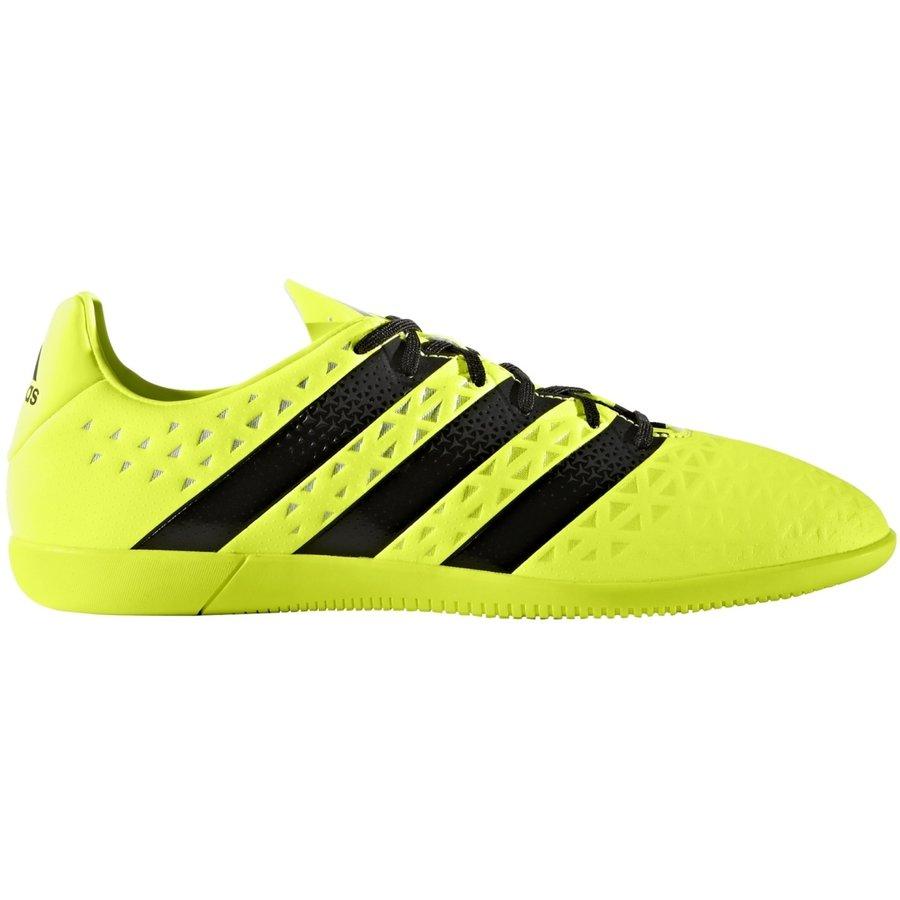 Žluté kopačky - sálovky Ace 16.3 IN, Adidas - velikost 42,5 EU