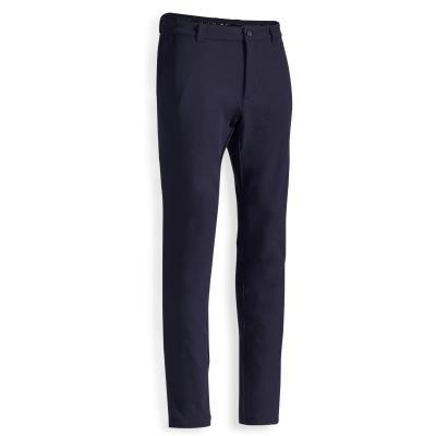 Modré dámské golfové kalhoty Inesis