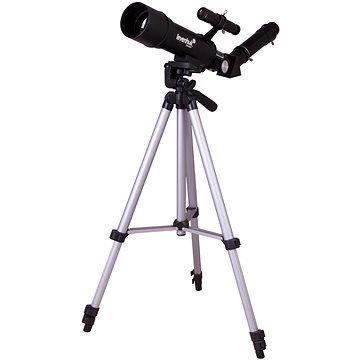 Teleskop se stativem Skyline Travel Sun 50, Levenhuk