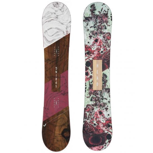 Snowboard bez vázání Head - délka 147 cm