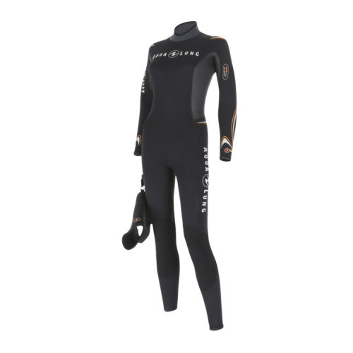 Černý dlouhý dámský neoprenový oblek DIVE JUMPSUIT, Aqualung
