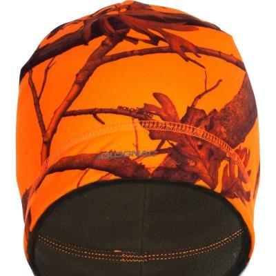 Oranžová lovecká čepice Solognac