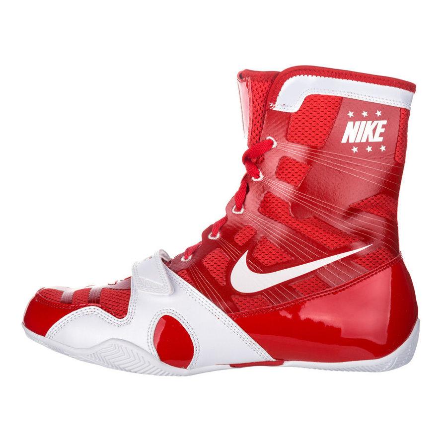 Červené boxerské boty HyperKO, Nike - velikost 48,5 EU
