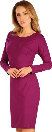 Růžové dámské šaty Litex