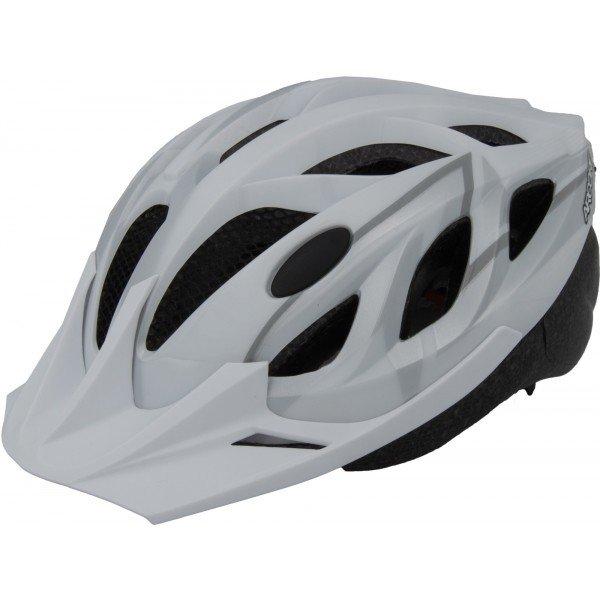 Bílá cyklistická helma Arcore - velikost 58-62 cm